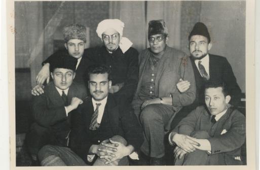 Muhammad Asad in Pakistan