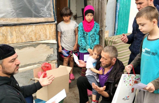 Meat for Eid: Meet Distribution Continues Among Needy Muslims of Kherson Region